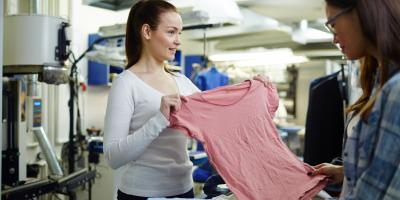 3 Unbeatable Benefits of Custom Apparel, Strongsville, Ohio