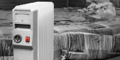 Portable Space Heater FAQs From Sacramento's Electrical Wiring Pros, Wilton, California