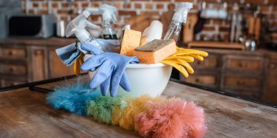 Cleaning Supplies You Should Buy in Bulk, Somerset, Kentucky