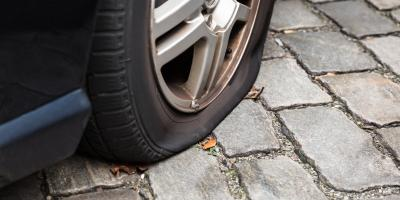 4 Signs Your Tires Need to Be Replaced, Anchorage, Alaska