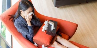 Do Heating Systems Trigger Allergies?, Wisconsin Rapids, Wisconsin