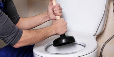 3 Mistakes to Avoid When Dealing With a Clogged Toilet, Pine Grove, California