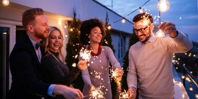 3 Sparkler Safety Tips, Sharonville, Ohio