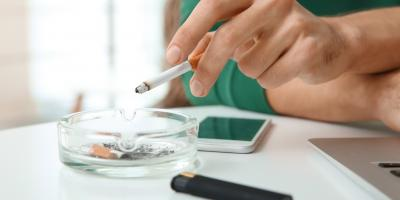 Oral Care Advice for Smokers, Lincoln, Nebraska