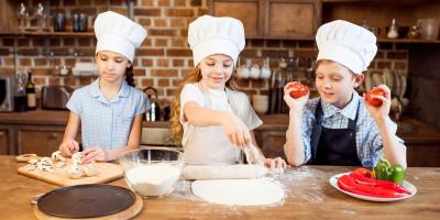 Why Children Should Learn How to Cook, Creve Coeur, Missouri