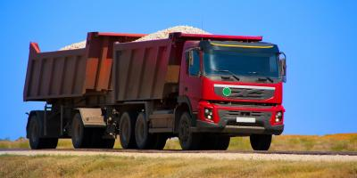 Which Dump Truck Is Right for Your Construction Project?, Wailuku, Hawaii