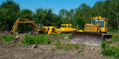 Dan's Excavation Service Explains 3 Site Clearing Practices, Johnstown, New York