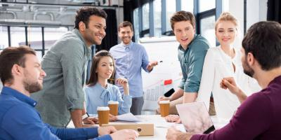 4 Tips for Improving Communication in the Workplace, New York, New York