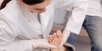5 Ways Hammer Toe Can Develop, Florissant, Missouri