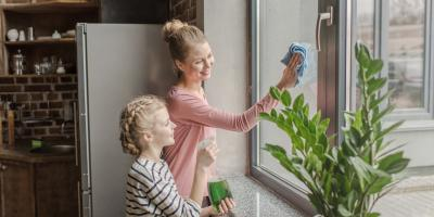 3 Tips for Cleaning Mirrors & Windows, Springfield, Ohio