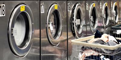 Why Go to the Laundromat Instead of Buying a Washer & Dryer?, Graham, North Carolina