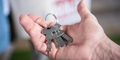 How to Distribute the Spare Keys to Your Home, Terryville, New York