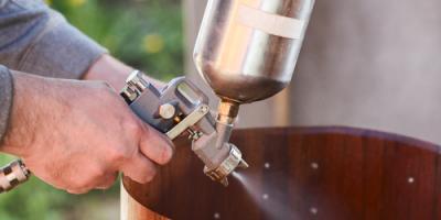 3 Tips for Using Paint Spraying Equipment, Fairbanks, Alaska