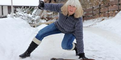 Attorneys Explain How to Determine Liability in Slip & Fall Cases, Boston, Massachusetts
