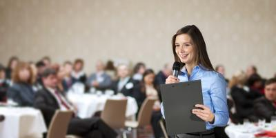 3 Factors to Consider for a Corporate Event, Reading, Ohio