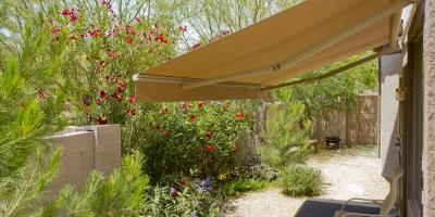 3 Tips for Retractable Awning Care In the Winter, Asheboro, North Carolina