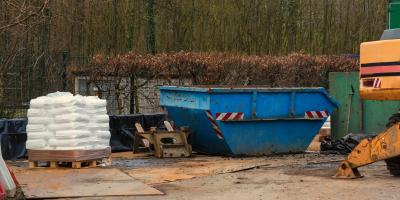 Do's & Don'ts When Loading Your Roll Off Dumpster, Kerrville, Texas
