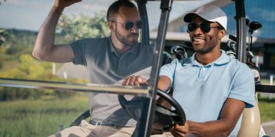 7 Inventive Ways to Personalize Golf Carts, Lincoln, Nebraska