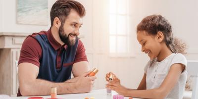 New Year's Resolutions for Parents Regrouping After Divorce, High Point, North Carolina