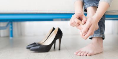 3 Foot Stretches That Help Heel & Arch Pain, Manhattan, New York