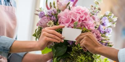 3 Creative Message Ideas to Send With Flowers , North Haven, Connecticut