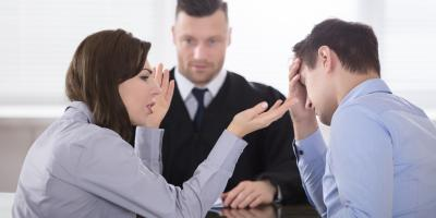FAQ About Contempt Charges in a Washington Divorce, Central Whidbey Island, Washington