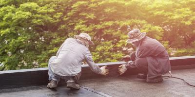 3 Signs It's Time for a Flat Roof Replacement, Lakeville, Minnesota