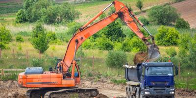 What Do Excavating Contractors Do?, North Kona, Hawaii