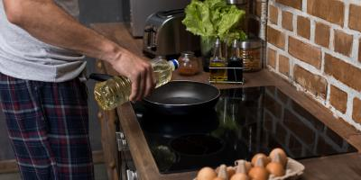 Common Problems with Stoves and Cooktops, Radcliff, Kentucky