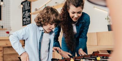 A Divorce Attorney Discusses Factors Affecting Child Custody & Visitation, Lexington-Fayette Central, Kentucky