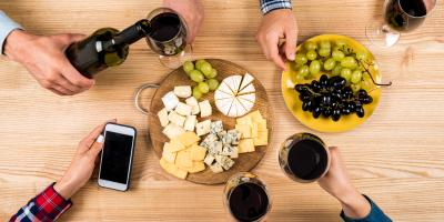 Top Cheese & Wine Pairings to Try, Lakeville, Minnesota
