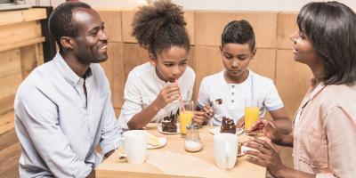 3 Ways to Make Family Dinner Fun & Meaningful, Russellville, Arkansas