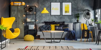 3 Ways to Create a Bright, Interesting Room With Accent Chairs, Brooklyn, New York