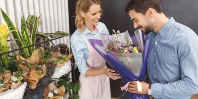 The Gentleman's Guide to Flower Shops & Gift-Giving, Hamden, Connecticut