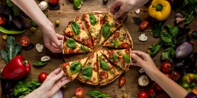 A Brief History of Pizza, Irondequoit, New York