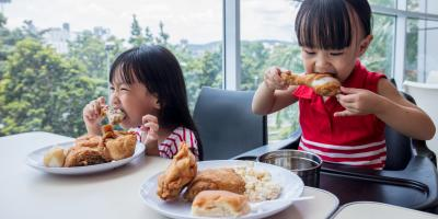 Why You Should Take Your Kids Out for Dinner, Lincoln, Nebraska