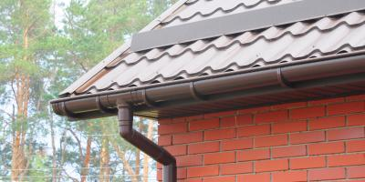 Why Gutters Are Vital to Your Home's Structural Integrity, New Hartford Center, Connecticut