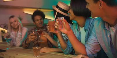 3 Popular Cocktails of the 1940's, Lincoln, Nebraska