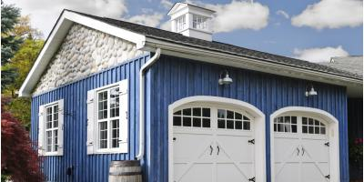 How Custom Garages Increase Your Home's Value, Livonia, Michigan