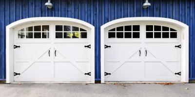 How Upgrading Your Garage Door Will Enhance Your Home's Curb Appeal, Concord, Missouri