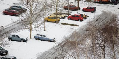 How to Prepare Your Parking Lot for Winter, Columbus, Ohio