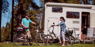 Why You Should Swap a Hotel Stay for RV Camping, St. Petersburg, Florida