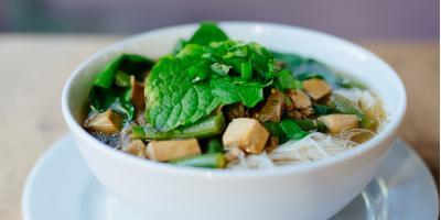 4 Reasons to Eat Tofu, Anchorage, Alaska