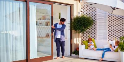 What's the Difference Between Patio & French Doors?, Dayton, Ohio