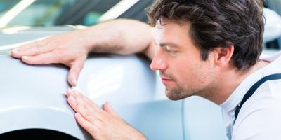 3 Reasons to Have Your Vehicle's Dents Repaired, St. Charles, Missouri