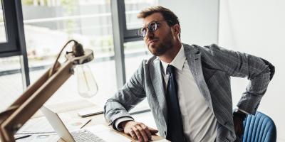 4 Tips to Reduce Back Pain at Work, Hastings, Nebraska