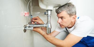 Where Do You Need to Check for Plumbing Leaks?, Comfort, Minnesota