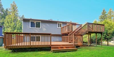 3 Benefits of Multi-Level Decks, Lakeville, Minnesota