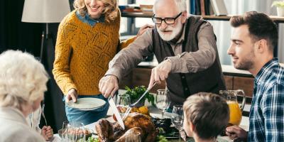 3 Flower Arrangement Ideas For Thanksgiving, Branford Center, Connecticut