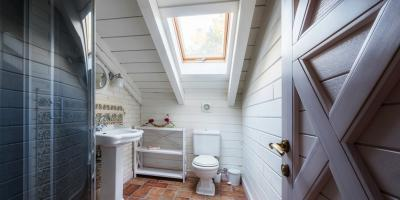 How to Maximize Space in a Small Bathroom, Middletown, New Jersey